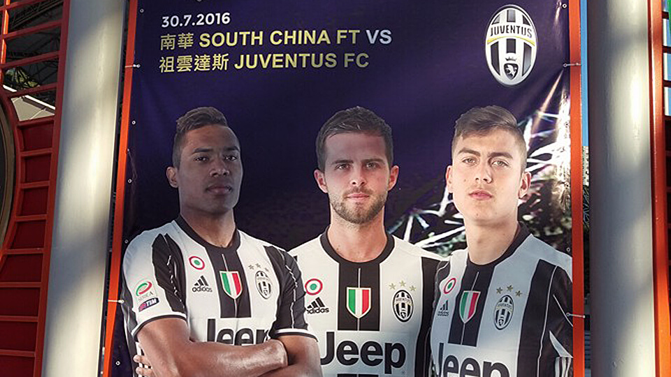 Juventus Jeep Tour 2016