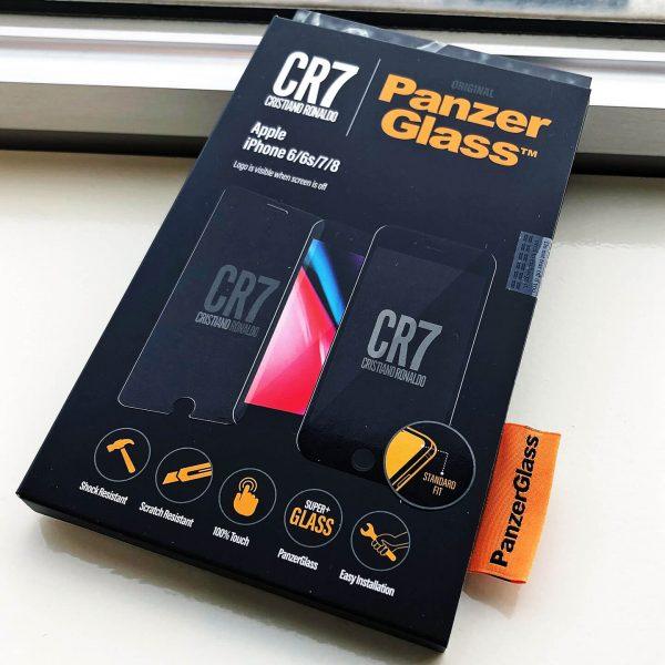 CR7 スクリーンプロテクター